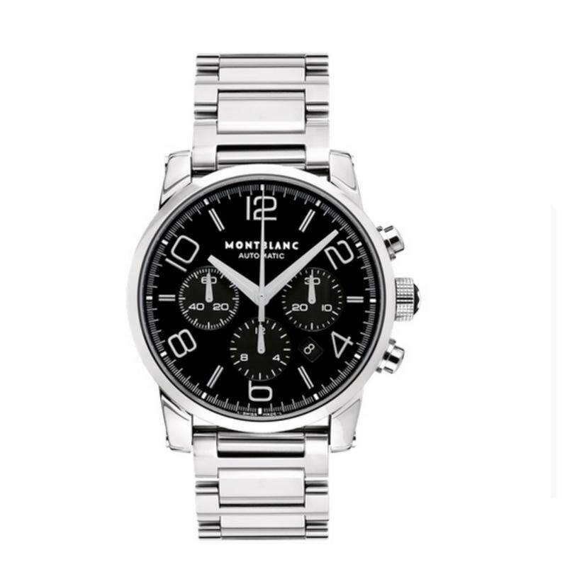 Montblanc Watches Time Walker Series Mechanical Male Watch 9668 Malaysia