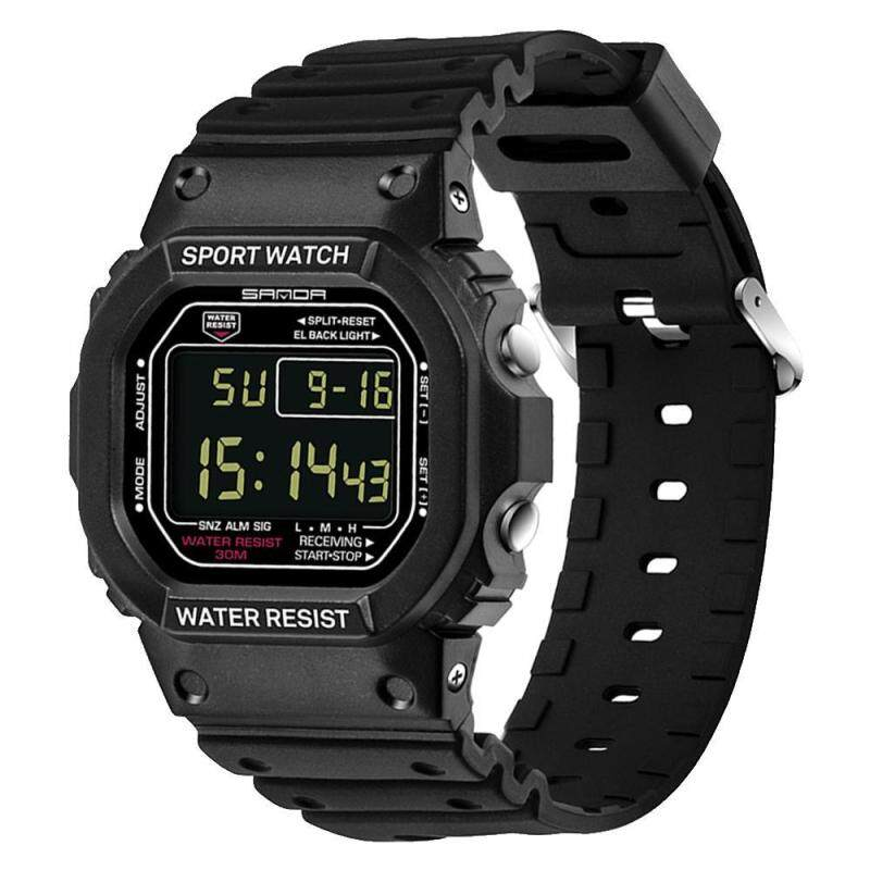 moob New Brand Lovers Gifts Sportsoutdoors Waterproof Digital Watch Multifunctional Diving Hand Clock 5 Color Malaysia