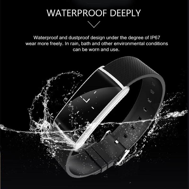 N108 Smart Watch Bracelet Heart Rate Blood Pressure Oxygen Waterproof Bluetooth Malaysia
