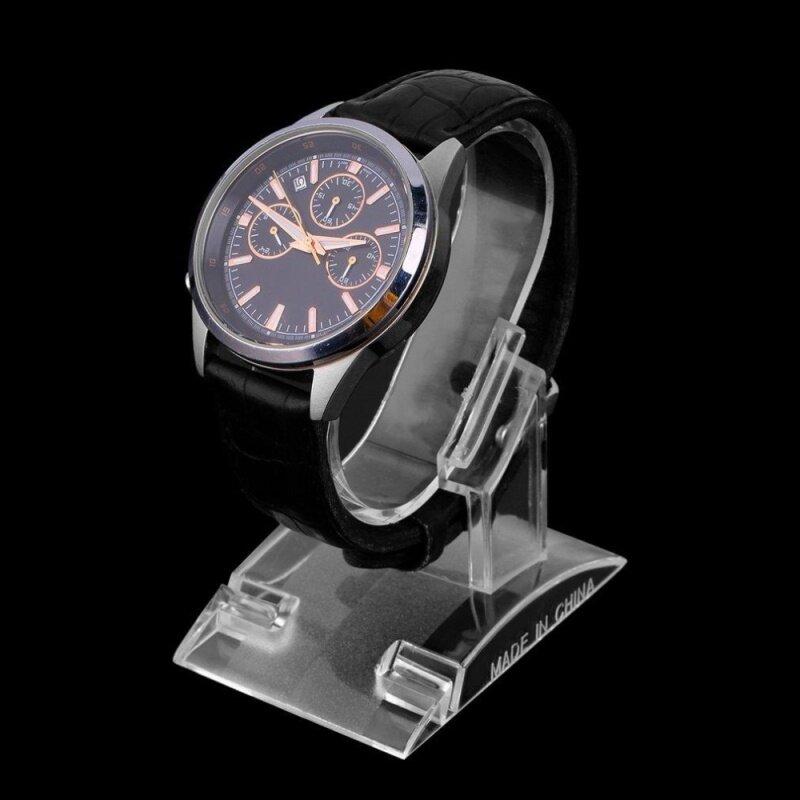 New Acrylic clear Watch Bracelet Bangle Showcase Display Holder Stand Rack Malaysia