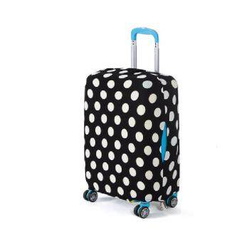 Harga New Design Quality Stretchable Elastic Travel Luggage SuitcaseProtective Cover Cabin Size 18-20 inch