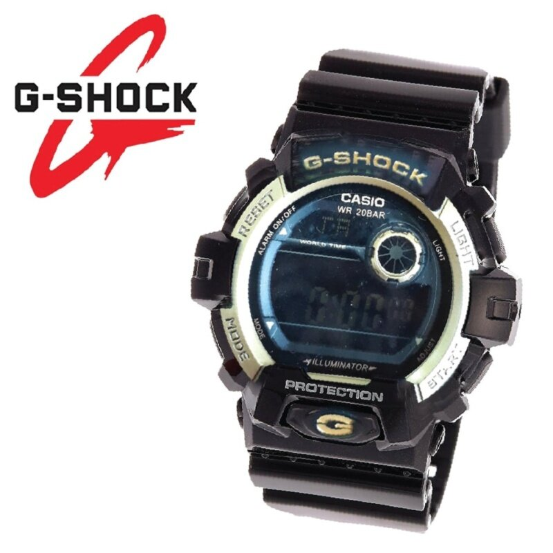 (OEM) G SHOCK Watch Men Sport Fashion LED Light Digital Malaysia