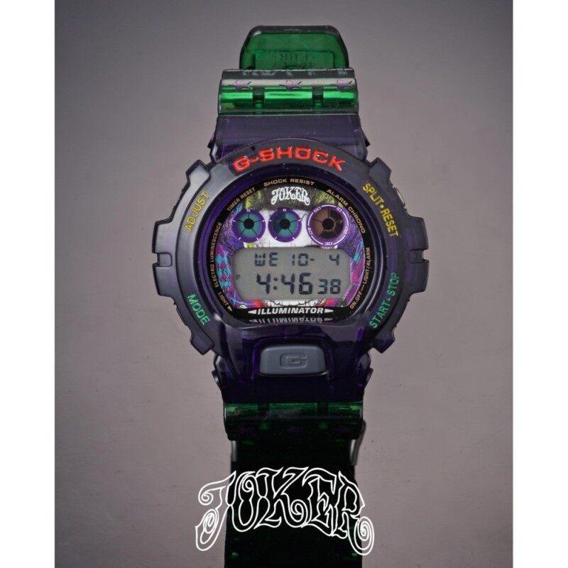 ORIGINAL CASIO G-SHOCK DW6900 x JOKER CUSTOM BNB Malaysia