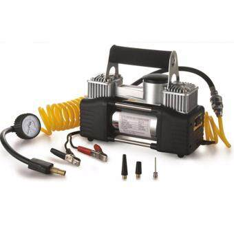Powerful Vehicle Car Air Compressor 2 Cylinder Air Compressor Tyre Air Pump Tyre Inflator Tire Air Compressor Tire Inflator