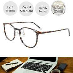 8a3a8c0863 MYR 244. Reading Glasses 3.00 Women Light Weight Round Eyeglasses Frames  Tortoise ComfortableMYR244