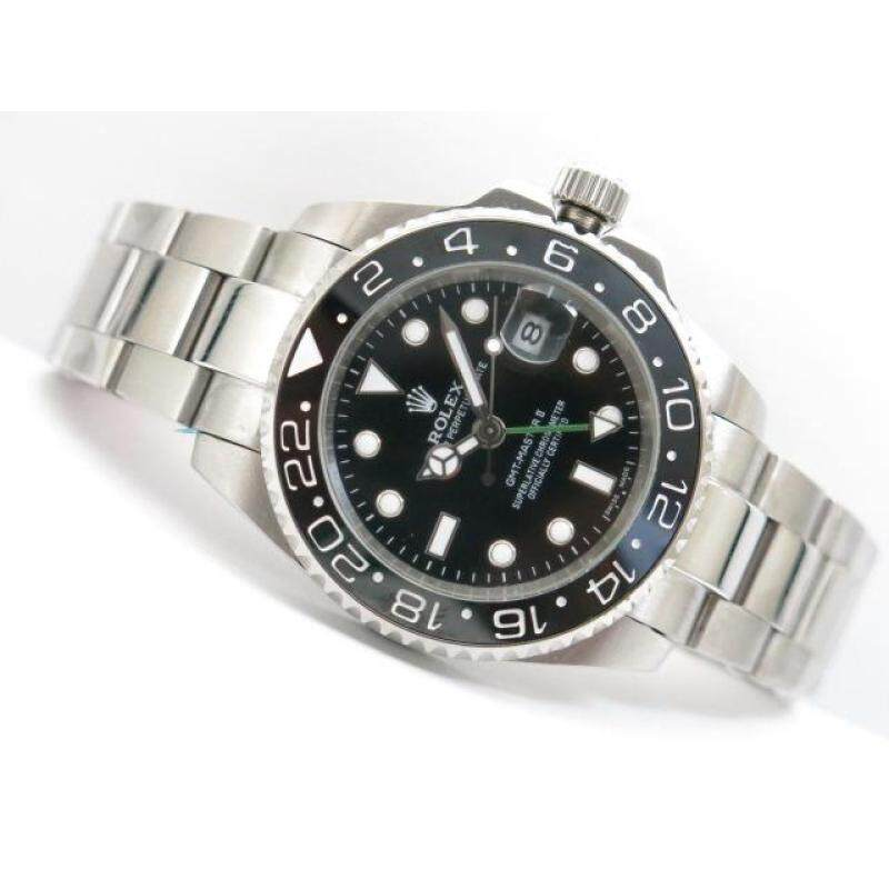 ROLEX GMT MASTER BLACK DIAL [ACTUL PICTURE] Malaysia