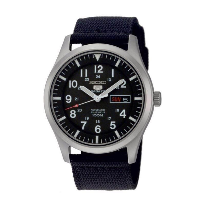 Seiko 5 Sports Mens Automatic Watch SNZG15K1 Malaysia