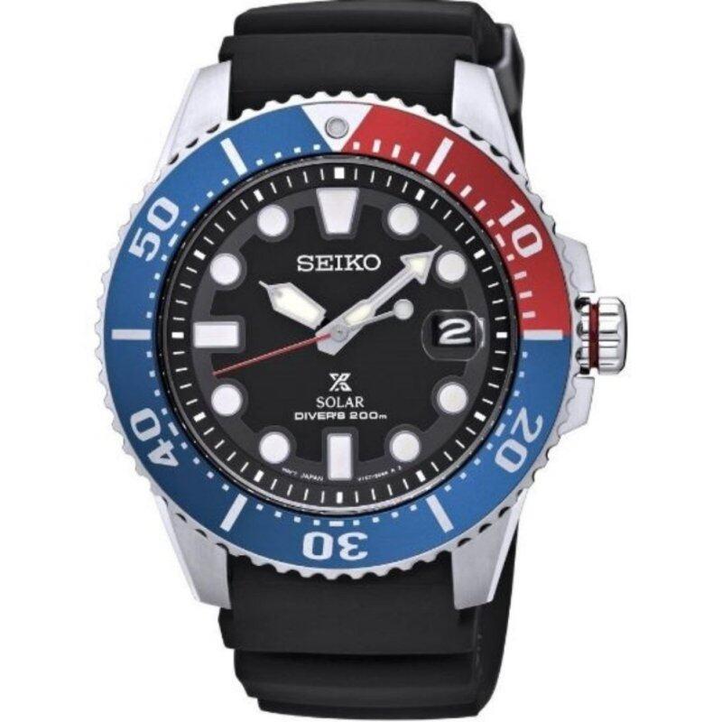 Seiko Prospex SNE439P1 Solar Powered 200m Divers Watch Malaysia