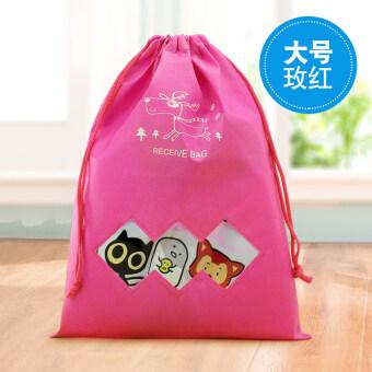 Shoes storage bag dress dust bag shoes pouch