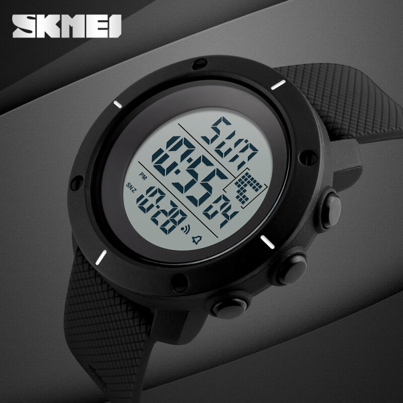 SKMEI Brand Watch 1213 New Luxury Men Sports Watches LED Digital Watch Fashion Simple Waterproof Mens Wristwatches Relogios Masculinos Malaysia