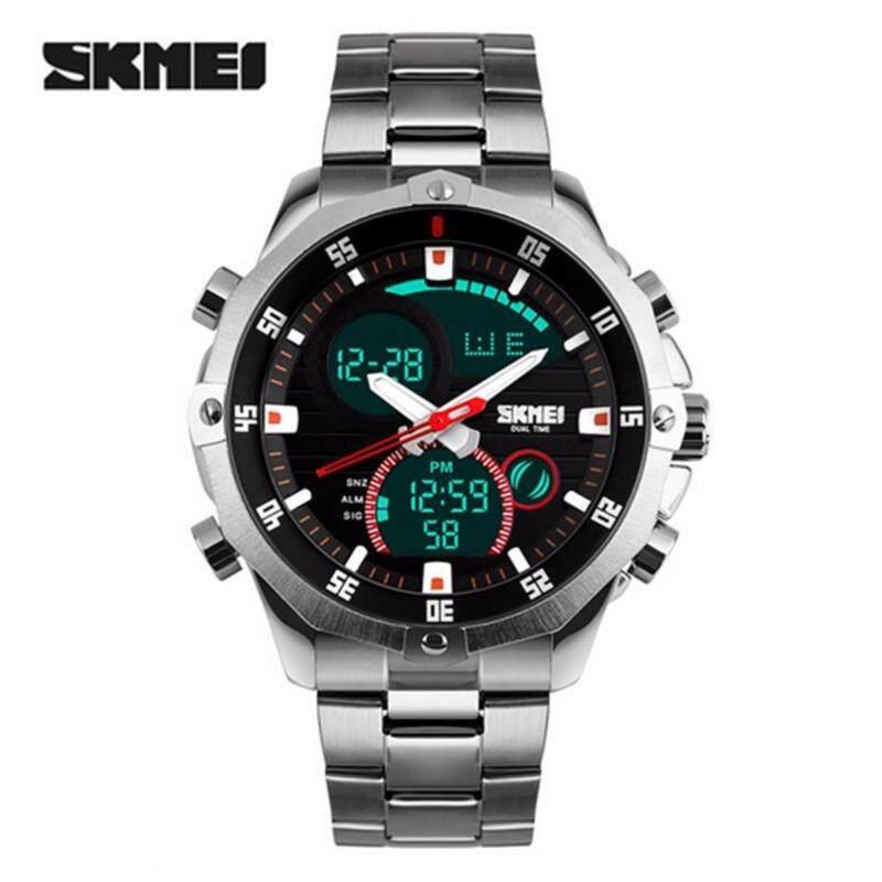 SKMEI  Fashion Waterproof Watch Men Luxury Automatic Business Wristwatch Malaysia