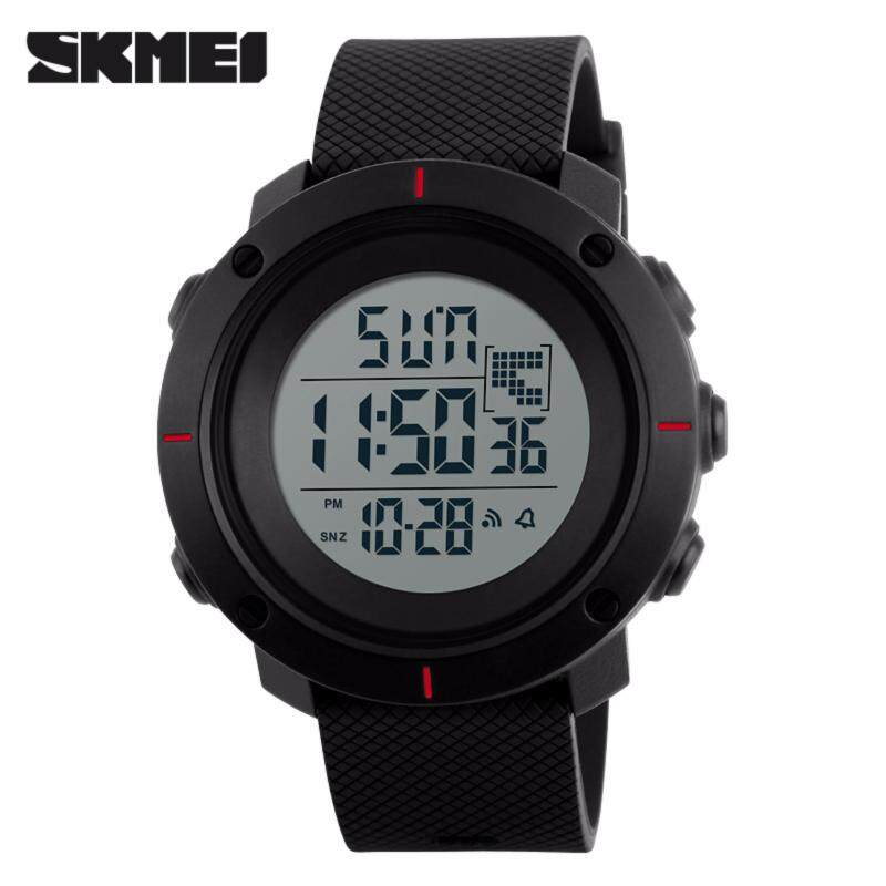 SKMEI Men Sport Watch Simple Digital Watches Waterproof Wristwatches Minimalist Watch Jam tangan lelaki 1213 Malaysia