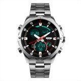 Skmei Multi-function Large Dial Waterproof Watch 1146 (silver)