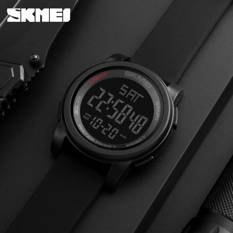 SKMEI Watch 1257 Mens Sport LED Digital Outdoor Military Wrist Watch Malaysia