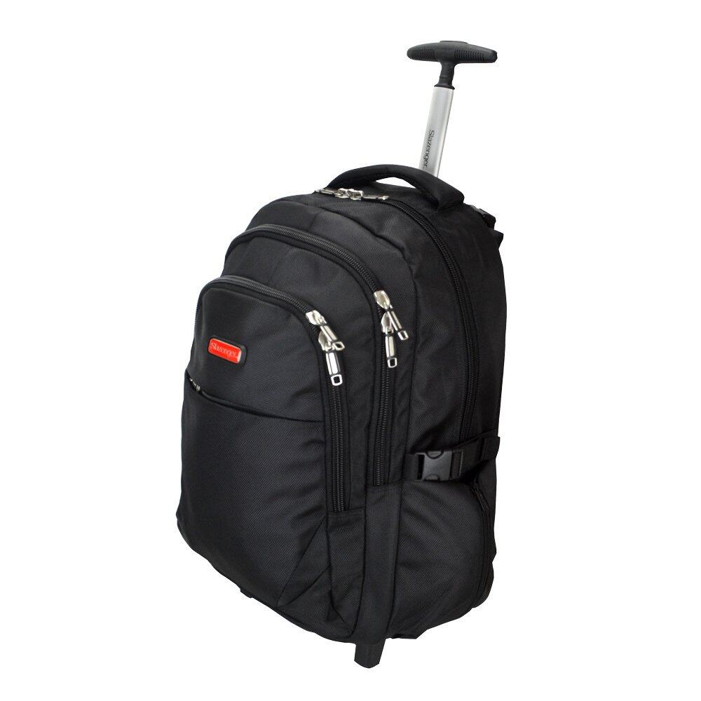 ea6c69a291e Slazenger sz1095 s backpack bag with trolley black 1463388864 9983458