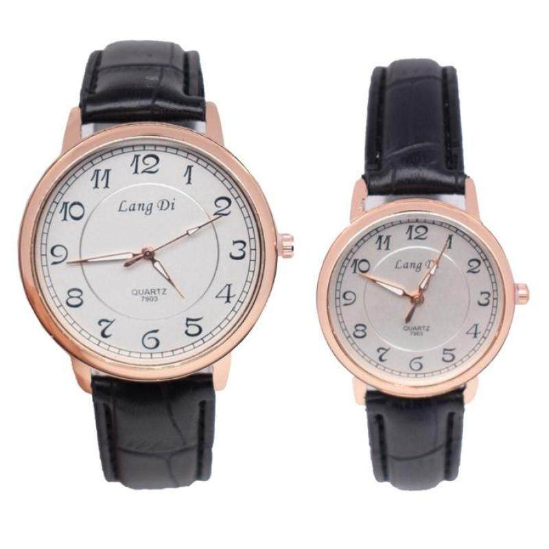 Smart Casual Classic Couple Set Watch 2pcs (LD7903LRG1A-0102) Malaysia