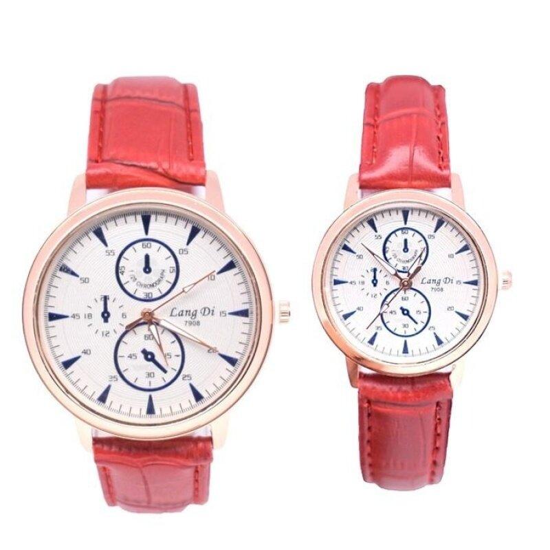 Smart Casual Exclusive Couple Set Watch 2pcs (LD7908LRG4A-0506) Malaysia