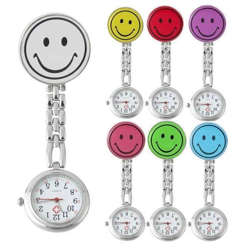 Smile Nurse Watch - Silver Malaysia