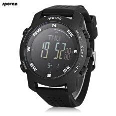 Spovan Multifunctional Outdoor Sports Military MountaineeringWatchBarometer Altimeter Thermometer Compass Climbing Watches(NotSpecified)(OVERSEAS) Malaysia