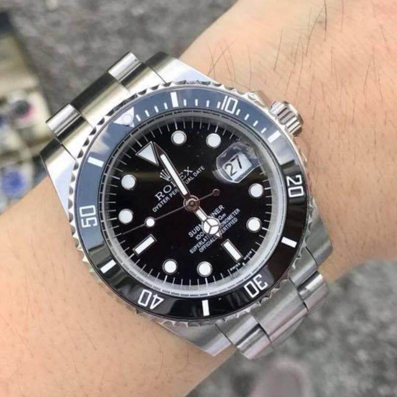 Submariner Automatic Men Watches (Black) OEM Malaysia