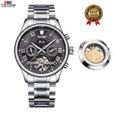 TEVISE Automatic Men's Fashion Mechanical Watches .