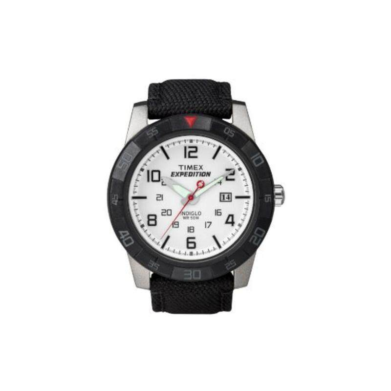 Timex Men T49863 Expedition® Rugged Core Analog Nylon Performance Strap Watch Malaysia