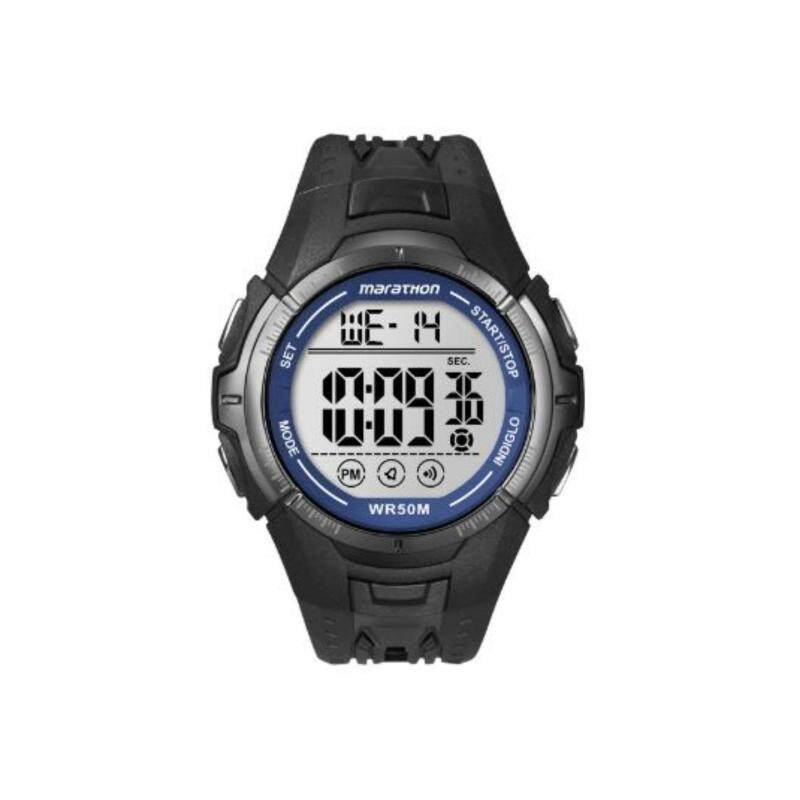 Timex Men T5K359 Marathon® by Timex Digital Full-Size  Durable Resin Strap Watch Malaysia