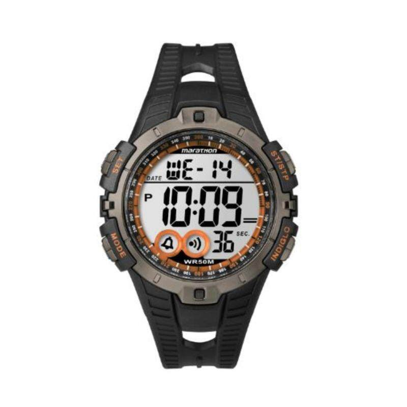 Timex Men T5K801 Marathon® by Timex Digital Full-Size  Durable Resin Strap Watch Malaysia
