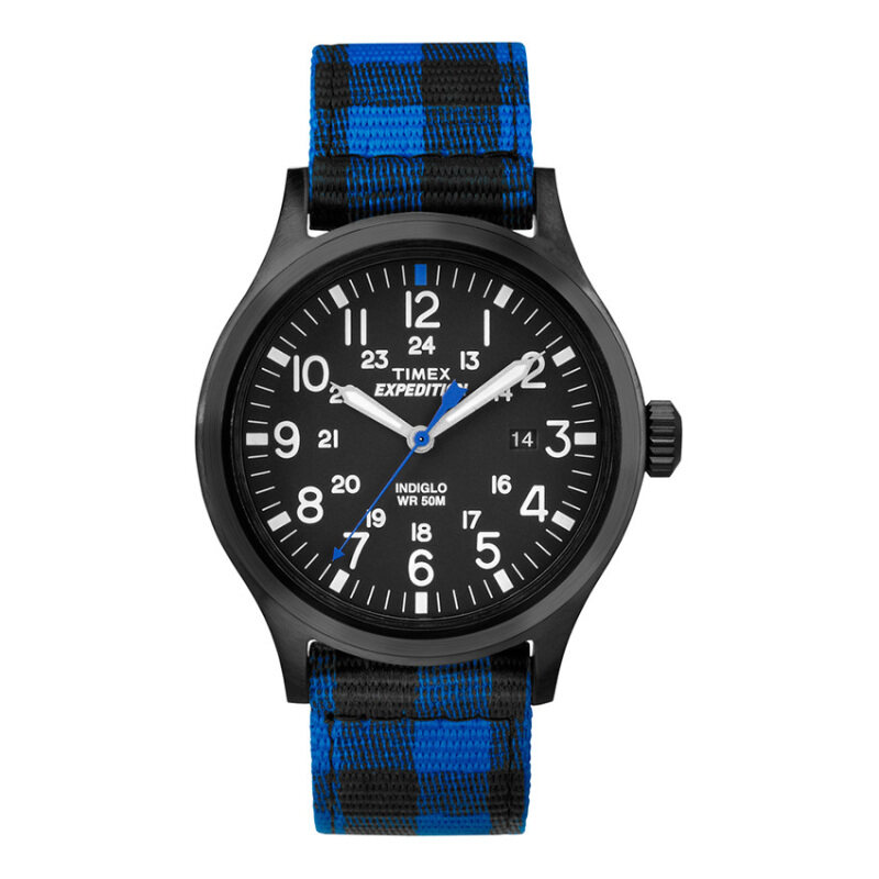 Timex Men TW4B02100 Expedition® Scout  Nylon Strap Watch Malaysia