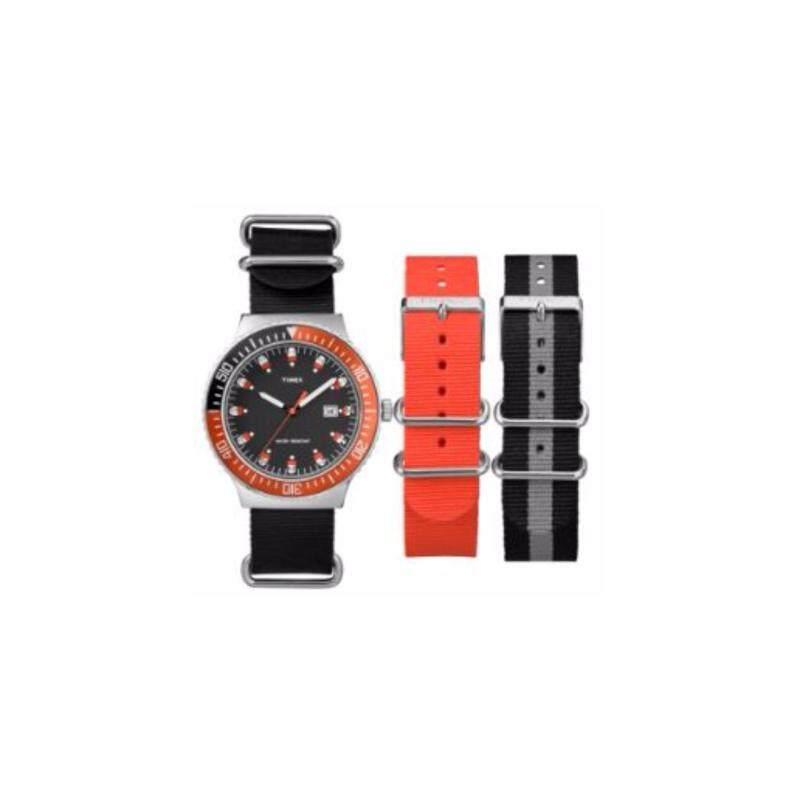 Timex Men UG0108 Originals Vintage Inspired 1978 Fabric Strap Watch Malaysia