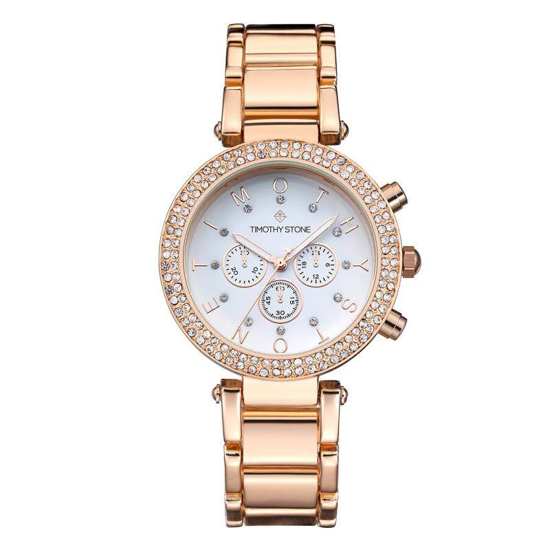 Timothy Stone Womens DÉSIRE-STAINLESS Rose Gold-Tone Watch Malaysia