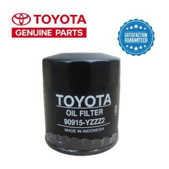 Toyota Genuine Parts 90915-YZZZ2 Oil Filter for Innova, Estima, Velfire, Alphard, Altis, Corolla