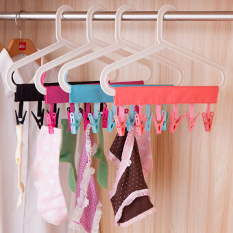 Harga Tuban fabric bathroom clothes clip