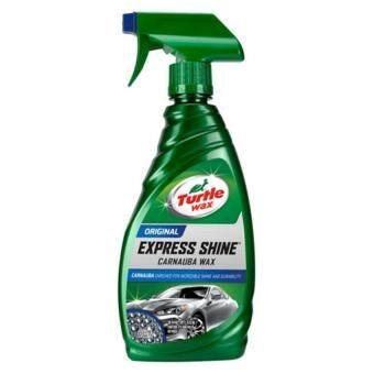 TURTLE WAX PERFORMANCE PLUS EXPRESS SHINE CARNAUBA WAX 16 FL.OZ.