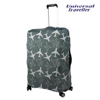 Universal Traveller Stretchable Elastic Travel Luggage SuitcaseProtective Cover - ULC679 (M) - 2