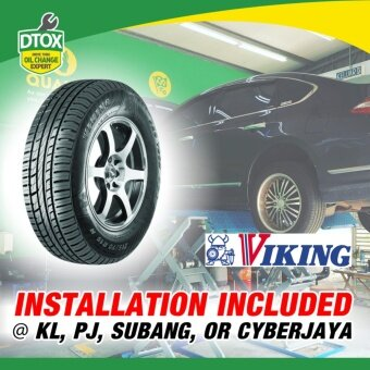 VIKING Tyre ProTech PT5 215/70 R15 (with installation)