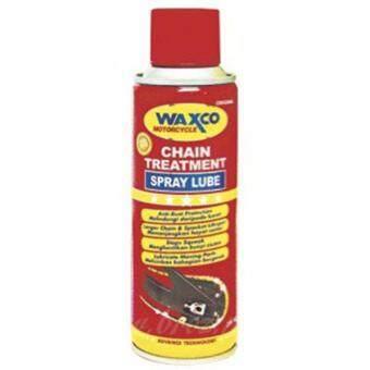 Waxco Motorcycle Chain Treatment Spray Lube