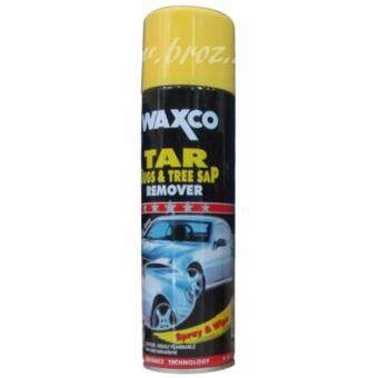 Waxco Tar, Bugs & Tree Sap Remover