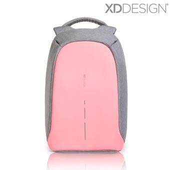 Harga XD Design Bobby Compact (Coralette Pink) Free Power Bank Mini Bobby Bag And Rain Cover