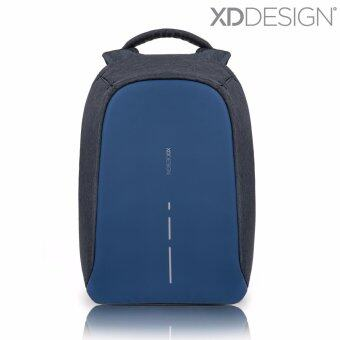 Harga XD Design Bobby Compact (Diver Blue) Free Power Bank Mini Bobby Bag And Rain Cover