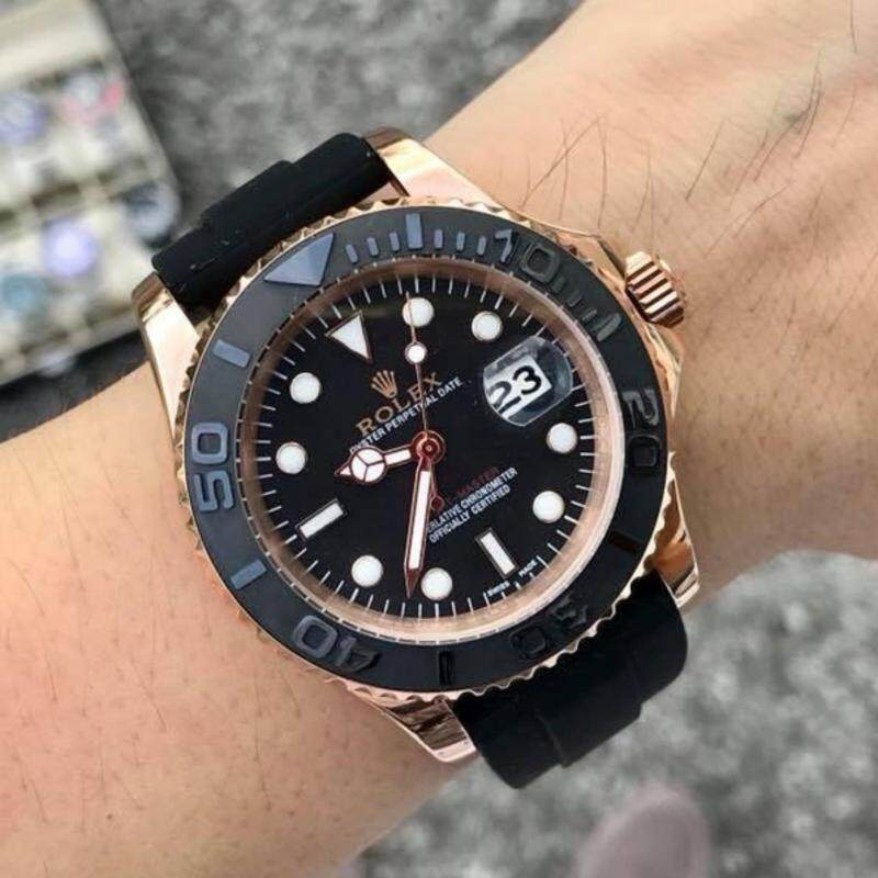 Yachtmaster Everose Automatic Men Watches OEM Malaysia