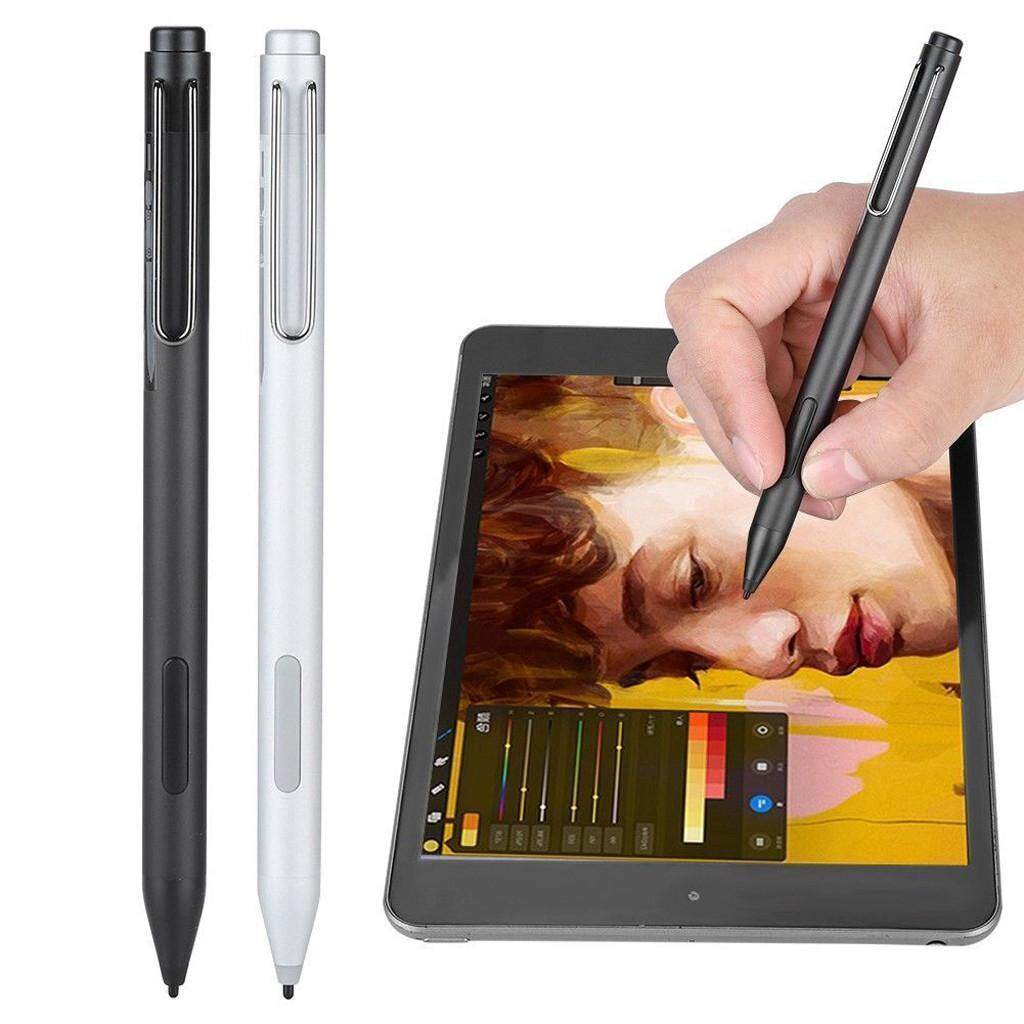 For Microsoft Surface Pro 3 4 5 6 Stylus Pen Silver/Black Blueteeth, Go, Book: Buy Online at Best Prices in Pakistan | Daraz.pk