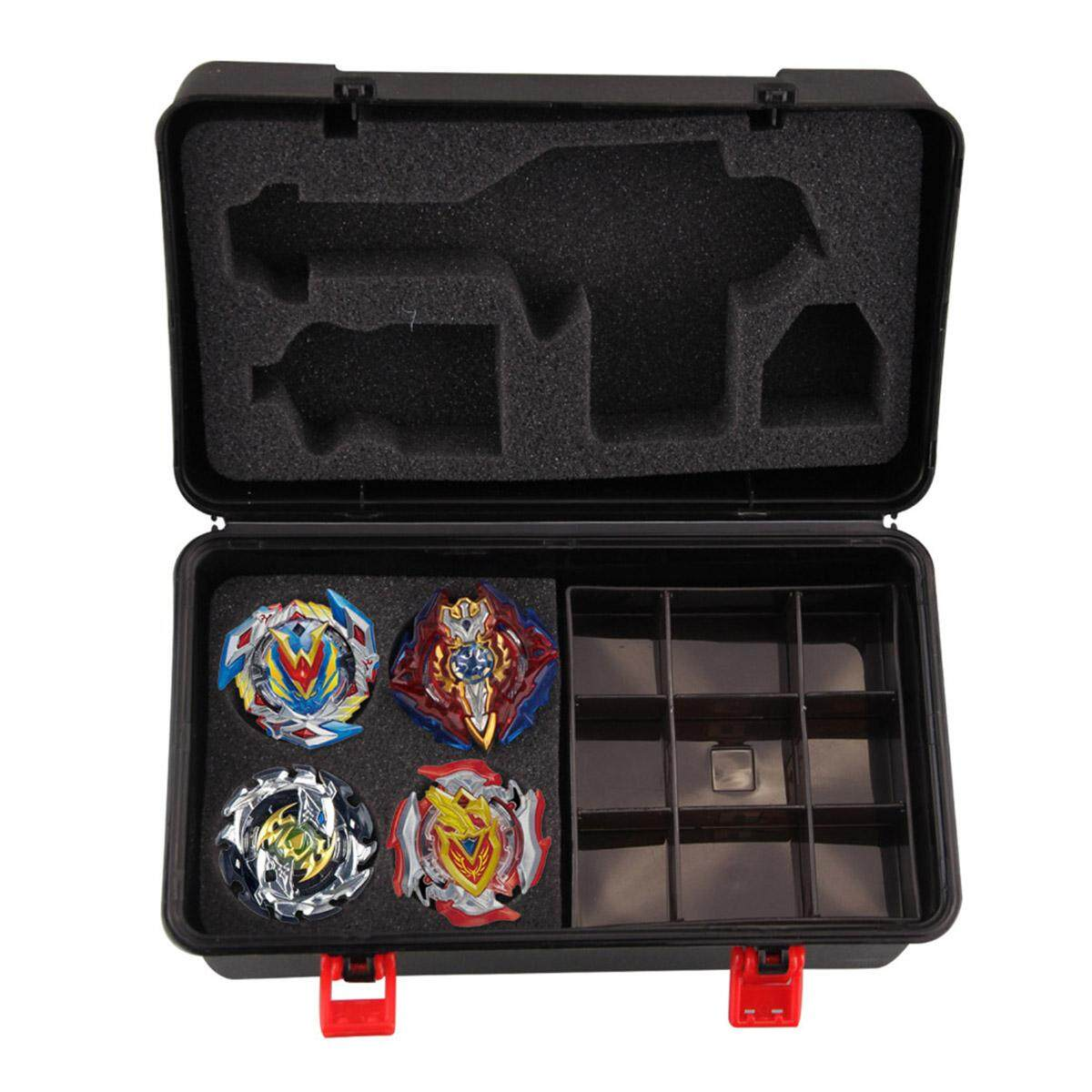 Portable Storage Carrying Case Box Organizer for Beyblade Burst Launcher  Handle