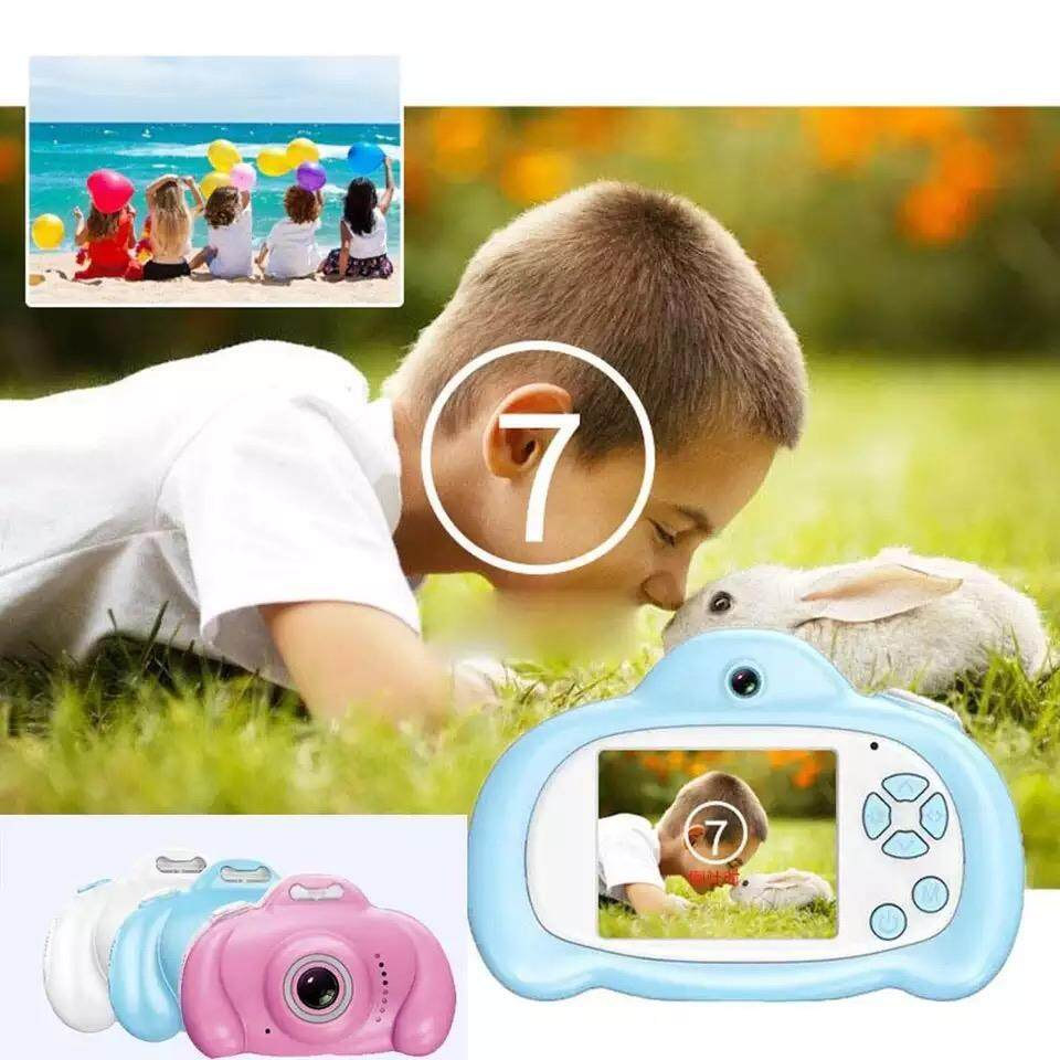 ELEVEN 2 Kids Mini Digital Camera High Definition 1600W HD Pixel  Photography , Video, Games, Toys Mini Sports Camera The Best Gift For  Children