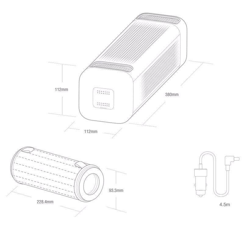 Original-Xiaomi-Car-Air-Cleaner-Smart-Purifier