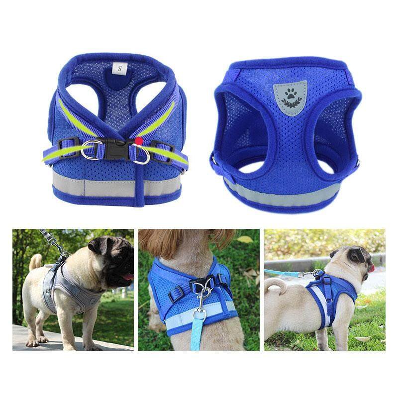 7 tactical dog harness