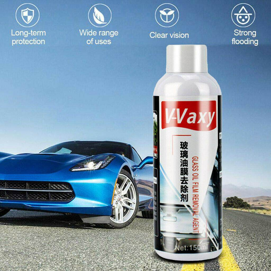 LiTao V-VAXY Glass Care Protection Coating Multi-function Universal  Practical Car Windshields Ceramic Glass Coating 9H Hardness Rainproof Agent