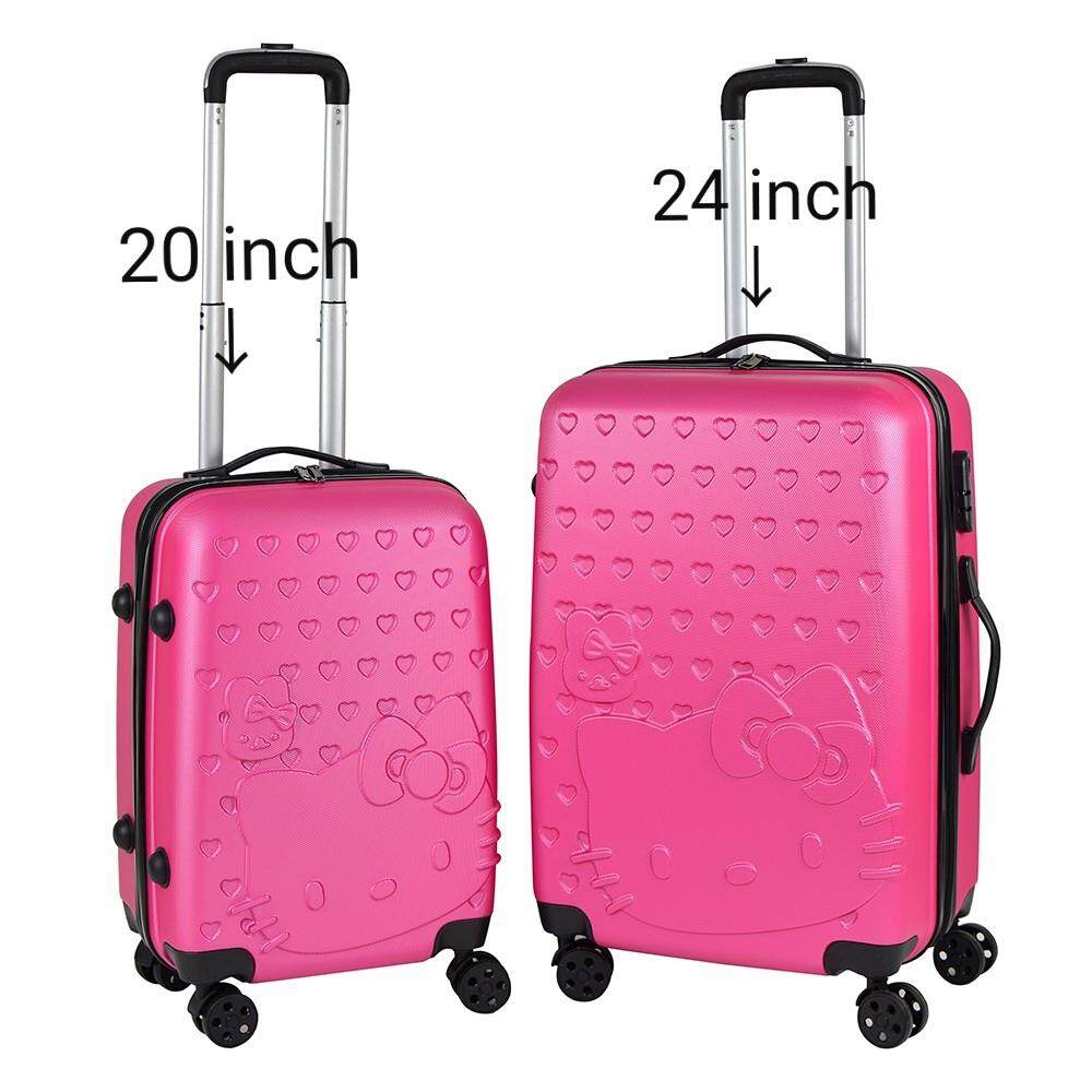 a65be315f Specifications of Hello Kitty Travel Luggage 20inch ABS Suitcase