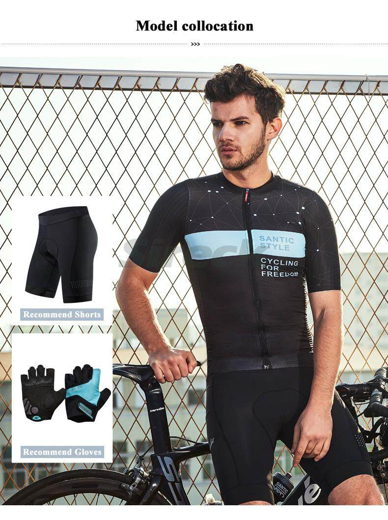 Men/'s Cycling Jersey Bib shorts Suits Cycling Shorts Riding Short Sleeve Jerseys