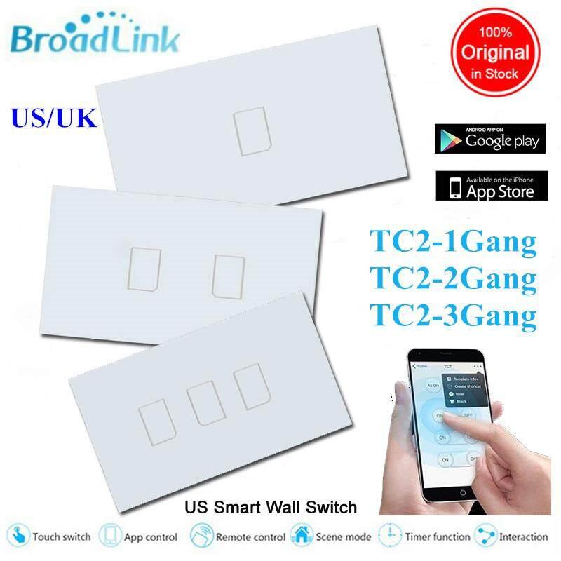 M_home Broadlink TC2 1/2/3 Gang UK/US Standard Home